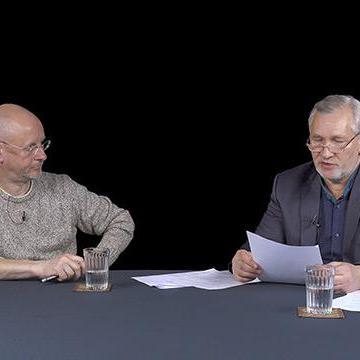 Сергей Кредов про белый и красный террор