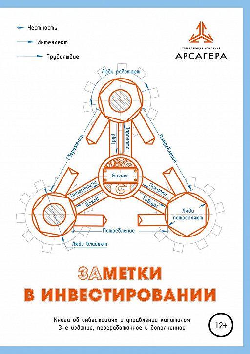Заметки в инвестировании. Книга об инвестициях и управлении капиталом. 3-е издание, переработанное и дополненное
