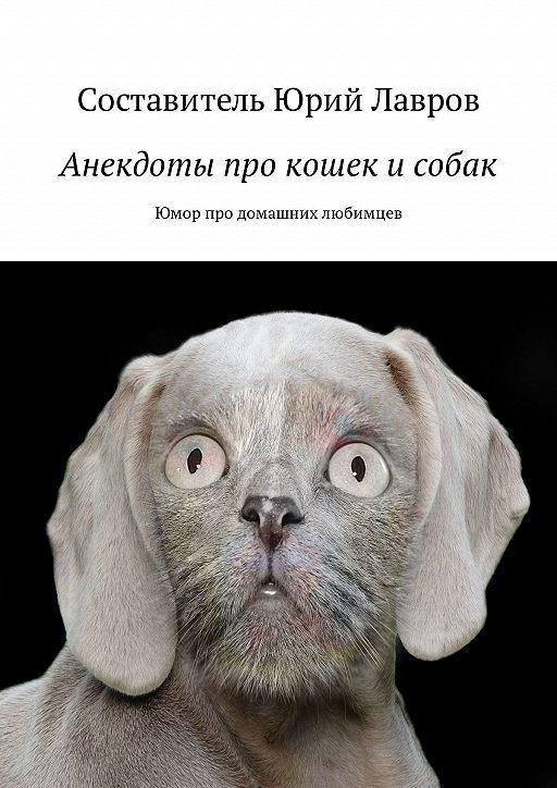 Анекдоты про кошек исобак. Юмор про домашних любимцев