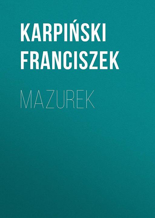 """Купить книгу """"Mazurek"""""""