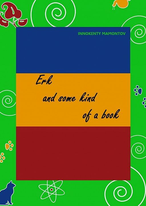 Erk and some kind ofabook