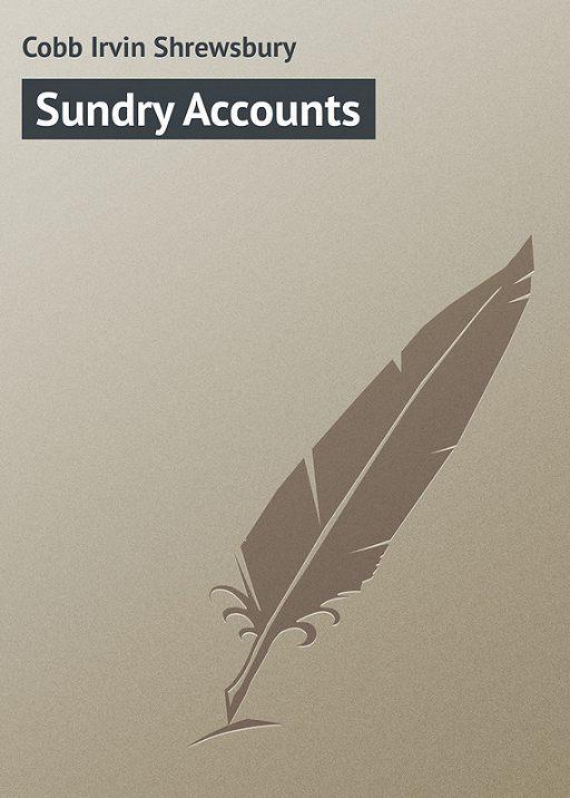 Sundry Accounts